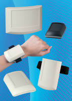 Wearable Enclosures accommodate handheld electronic devices.