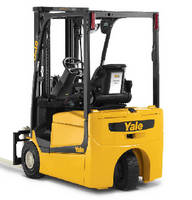 Electric Lift Trucks offer maneuverability in tight spaces.