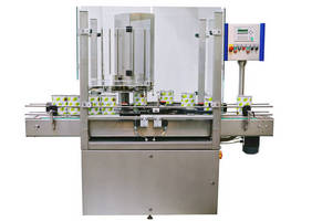 Stainless Can Seaming Machines for All Requirements