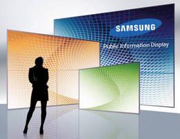 "Samsung 5,000 cd/m² Ultra High Brightness 46"" PID Display"