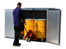 Zero Ground Clearance Ovens by Benko Products Can Be Safely Accessed with Pallet Jacks