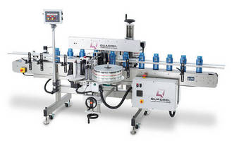 Pressure Sensitive Labeling System serves multi-shift operations.
