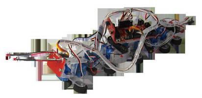 Global Specialties Introduces the R500 Robotic Caterpillar