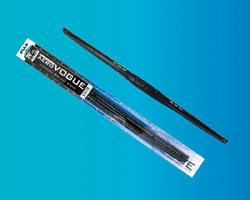 Silicone Wiper Blades deliver streak-free performance.