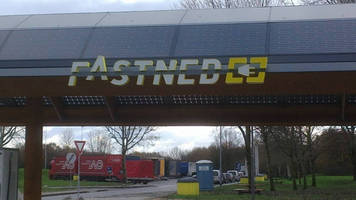 Fastned Installs Solaredge Technology for Its Nationwide Electric Car Fast-Charging Stations
