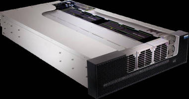 One Stop Systems Features NVIDIA Tesla GPUs in First PCIe Gen3 High-Density Compute Accelerator (CA16000) for HPC Applications