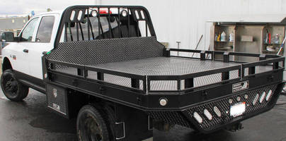 Pickup Truck Flatbed increases payload capacity, fuel economy.