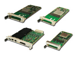 FPGA Mezzanine Carriers feature AMC form factor.