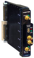 XMC Software Radio Module suits wideband signal applications.