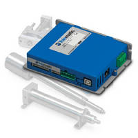 Single-Axis Drive/Controller works with electric actuators.