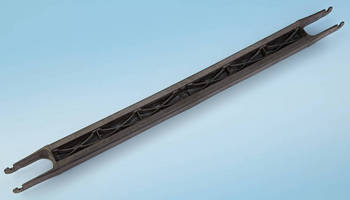 Impact Resistant Compounds can replace structural metal.