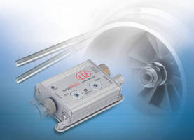 Eddy Current-Based Sensor System is fail-safe up to 285°C.