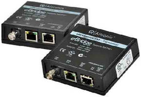Ethernet Adapter Kit transmits full duplex data at 100 Mbps.