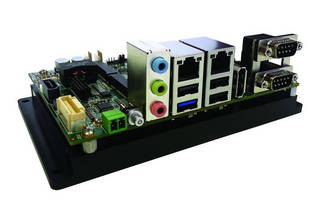 Industrial Grade Embedded Computers Feature Intel Multi-Core Atom E3800 Processors