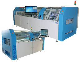 Selective Soldering System features modular design.