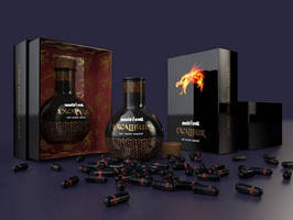 Medi-Evil Excalibur Potion Bottle Boosts M&H Plastics Portfolio