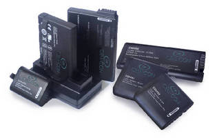 Li-ion Smart Batteries feature worldwide approvals.