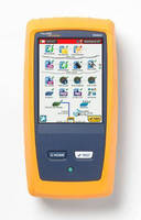 Fluke Networks Adds Cloud Services to Its Award-Winning OneTouch(TM) at Network Assistant Handheld Tester