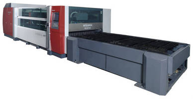 Entry-Level 2D Laser Machine employs 2,700 W resonator.
