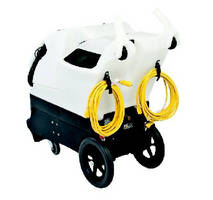 Hot-Water Carpet Extractors suit noise-sensitive environments.