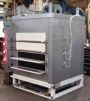 Infratrol Ships Polypropylene Adhesive Drying Oven to Leading Automotive Manufacturer