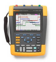 Portable 4-Channel, 500 MHz Oscilloscope delivers 5 GSPS.
