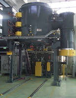 Ipsen Builds Large Vertical Vacuum Furnace for PMF Industries, Inc. Precision Metal Forming