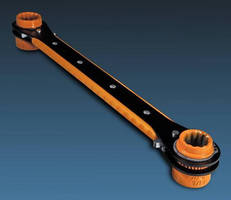 Ratcheting Socket Wrench offers 4-in-1 functionality.