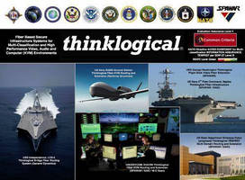 Thinklogical Demonstrates Modular and Flexible Secure Visual Computing Solutions for C4ISR at GEOINT Symposium