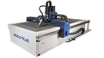 Horizon Industries adds Plasma Cutting Services to increase Its Metal Fabricating Capacity
