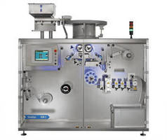 Romaco at Interpack 2014 - Tableting and Packing from a Single Source