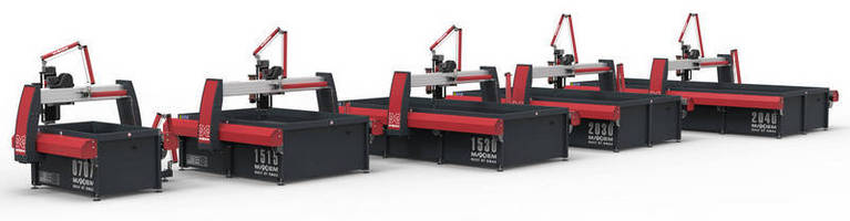 Abrasive Waterjet Machine delivers high-performance cutting.