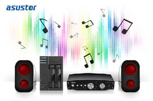 ASUSTOR Announces Compatibility for ASUS Xonar Series USB DAC Devices