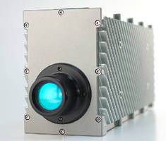Hyperspectral Imager measures plant photosynthesis activity.