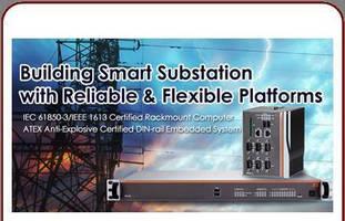 Axiomtek Heavy-Duty Solutions Ensure Power Substation Reliability