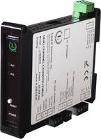 RTD Transmitter features Ethernet and 4-20 mA outputs.
