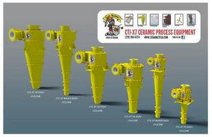 """CTI Would like to Announce that We Can Repair/Replace Any Cyclone; Including 30"""", 33"""", and 40"""" HM Cyclones"""