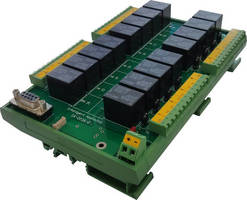 Online-Devices is Announcing a New Plug and Play 10Amp Industrial Grade Power Relay Board