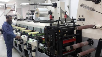 Success for JMB Labels in Africa with MPS Flexo Press
