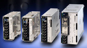 AC/DC Power Supplies are built for extended operational life.