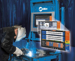 Welding Training System features reality-based operation.