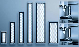 LED Wide Area Flood Light serves machining environments.