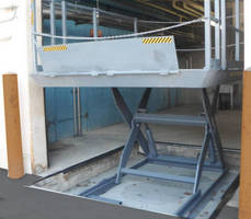 New Dock Lift Designed to Fit Existing Dock at Tire Manufacturer's Loading Docks