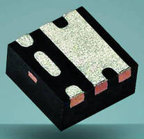 P-Channel Power MOSFET offers low RDS(ON) values.