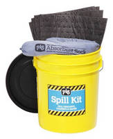 High-Visibility Spill Kit accelerates response to accidents.
