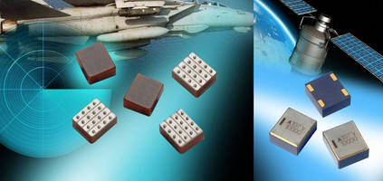 Avxs Hi-Rel, Mil-Aero Ceramic and Tantalum Capacitors Are Now Available Through Digi-Key