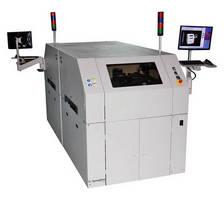 Space-Saving BTB Stencil Printer increases throughput.