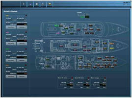 Marine Vessel Management System delivers real-time information.