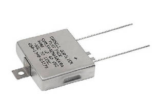 Ruggedized Flatpack Capacitors  handle vibration up to 50g's.