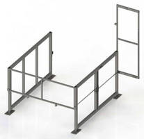No-Overhead-Limit Safety Gate protects pallet-drop areas.